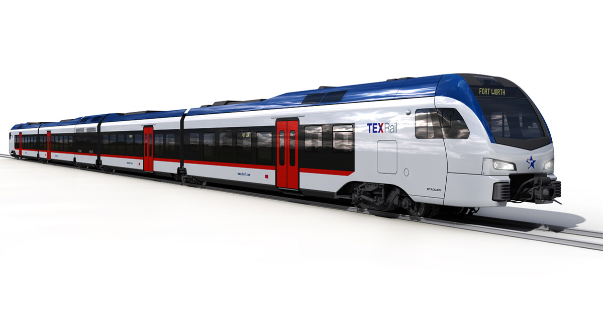Berker USB outlets chosen for new rail line in the USA