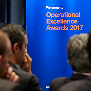 Hager Group Operational Excellence Awards 2017