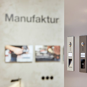 Hager Manufaktur workshop