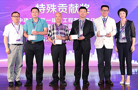 Hager China wins a 'Best Supplier' award