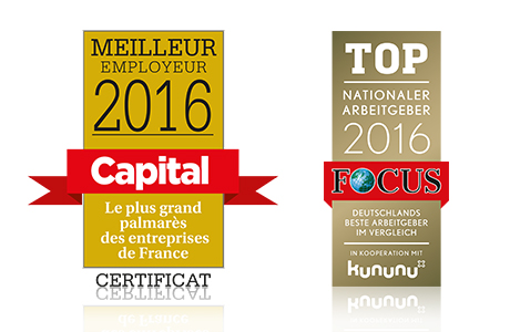 Hager Group is one of the best employers in France and Germany