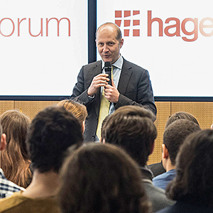 Hager Group opens its doors to 100 engineering students