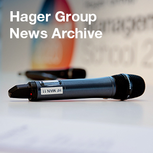 Hager Group News Archive