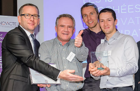 Hager Group factory in Bischwiller wins innovation award