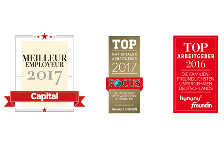 Hager Group is again one of the best employers in France and Germany