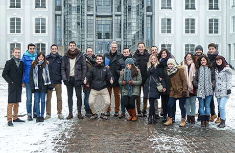 The Peter und Luise Hager Foundation welcomes new Perspectiva III participants