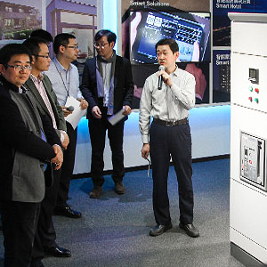 Open Day in Shanghai for Hager Electric
