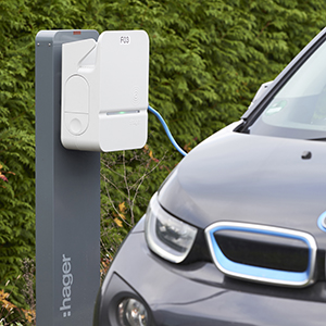 Hager Group building up its electric vehicle fleet in Germany