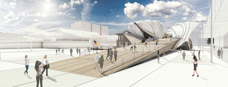 Expo Milano 2015: Hager Group takes part!